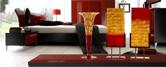 glass home decor