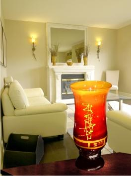home accents glass